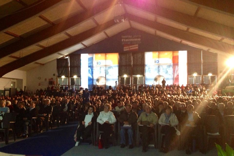 20130428 182640 La super assemblea della Cassa Rurale di Fiemme