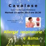 allergie respiratorie cavalese fiemme 150x150 Cavalese, concluso il ritiro del Bubi Merano calcio a 5