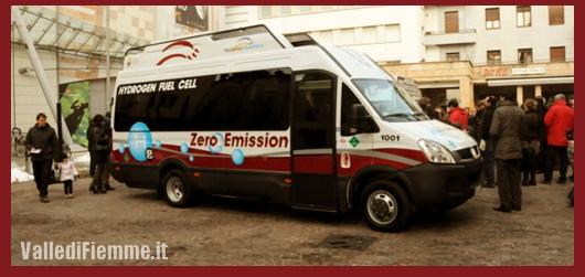 bus a idrogeno fiemme 2 Bus a idrogeno sono costati come 36 a metano