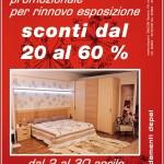 depal promozione sconti aprile 2013 150x150 Vendita promozionale da Giacomuzzi Milleidee di Ziano