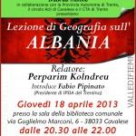 lezione geografica albania cavalese fiemme 150x150 Cavalese, successo per la Scuola di Danza di Tirana / Albania