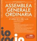 locandina assemblea generale ordinaria 27 aprile 2013