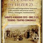locandina coro genzianella tesero donca del 23 150x150 Tesero, Concerto di Natale con il Coro Genzianella e Corale di Taio