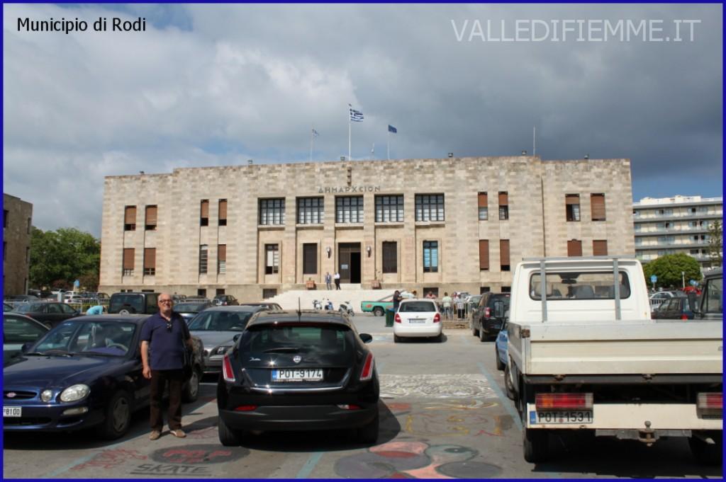municipio di rodi 1024x681 Fiemmesi a Rodi un documentario per raccontarne la storia