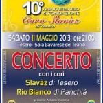 CORO SLAVAZ TESERO FIEMME 150x150 Un giro del mondo per arpa e armonica a Tesero