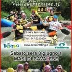 campionati italiani rafting avisio fiemme 150x150 Campionati Italiani di Rafting 2015 Valle di Fiemme