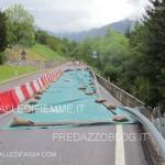 cedimento frana ss 48 dolomiti a panchia fiemme1 150x150 Chiusa per frana la strada statale 48 delle Dolomiti tra Panchià e Ziano di Fiemme