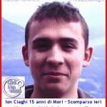 ion ciaghi mori rovereto scomparso trentino 150x150 14enne scomparsa ad Anterselva in Alto Adige