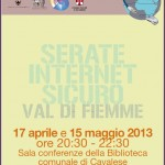 locandina internet sicuro cavalese fiemme 150x150 Cavalese, Safer Internet Day   Sicurezza e Internet