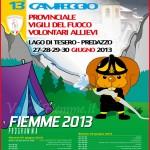manifesto 13 campeggio vigili del fuoco fiemme 2013 150x150 Ski Nordic Festival 2016 le Classifiche della seconda giornata
