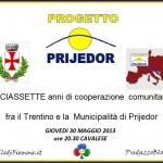 progetto prijedor cavalese trentino fiemme 150x150 Grande successo per il coro gospel a Cavalese