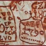 scritte rupestri fiemme bol 150x150 Tesero, Le scritte dei pastori in Valle di Fiemme