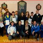volontari dello sport 1 cavalese fiemme 150x150 Cavalese, saluto da parte dellAssessore allo Sport e di SAGIS alla forte squadra francese di nuoto di Nizza