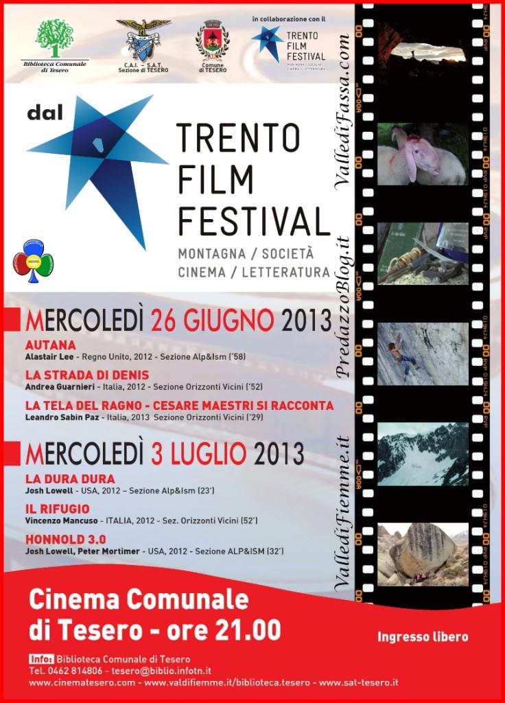 film festival montagna a tesero fiemme 736x1024 Film Festival della Montagna 6 proiezioni a Tesero
