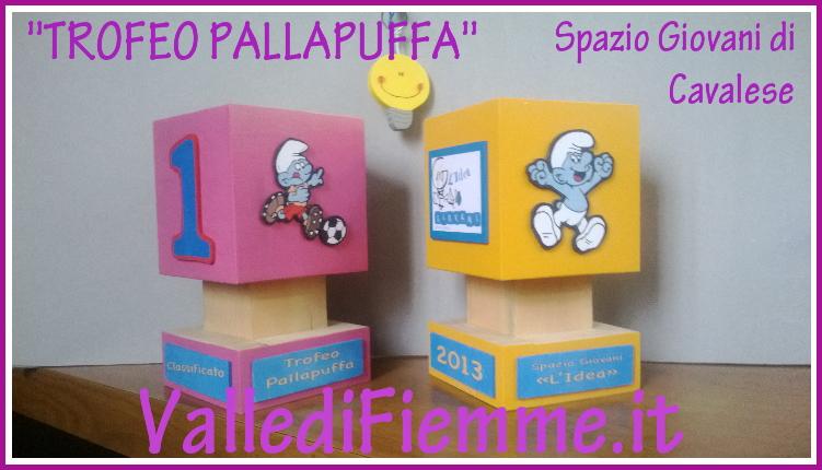 """trofeo pallapuffa cavalese fiemme """"Trofeo Pallapuffa 2013"""" con i ragazzi delle medie di Fiemme"""