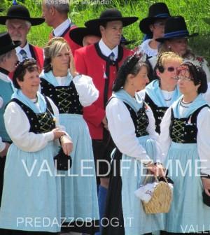 carano fiemme raduno gruppi folk del trentino 21 luglio 201311