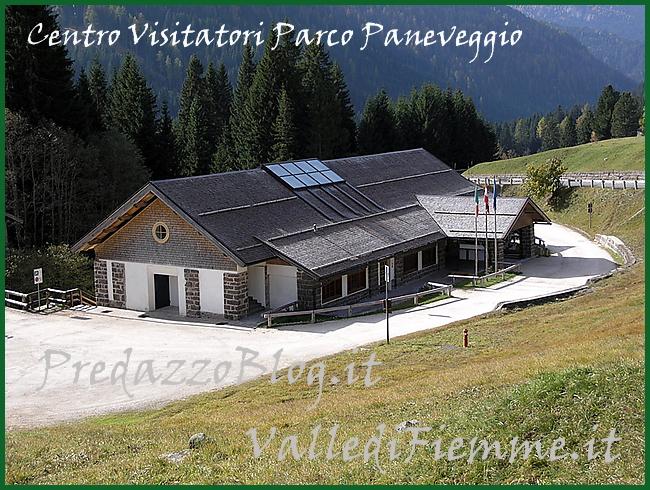 centro visitatori parco paneveggio predazzo Questionario sul turismo sostenibile: il Parco ascolta i residenti