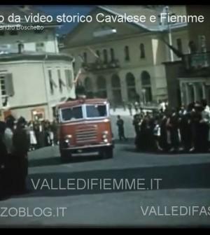 foto storiche cavalese e fiemme dal video di sandro boschetto predazzo blog1