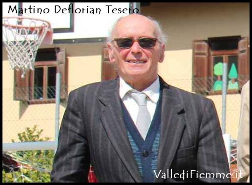 martino deflorian tesero fiemme Martino Deflorian è stato ritrovato morto