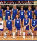 nazionale pallavolo femminile a cavalese 1
