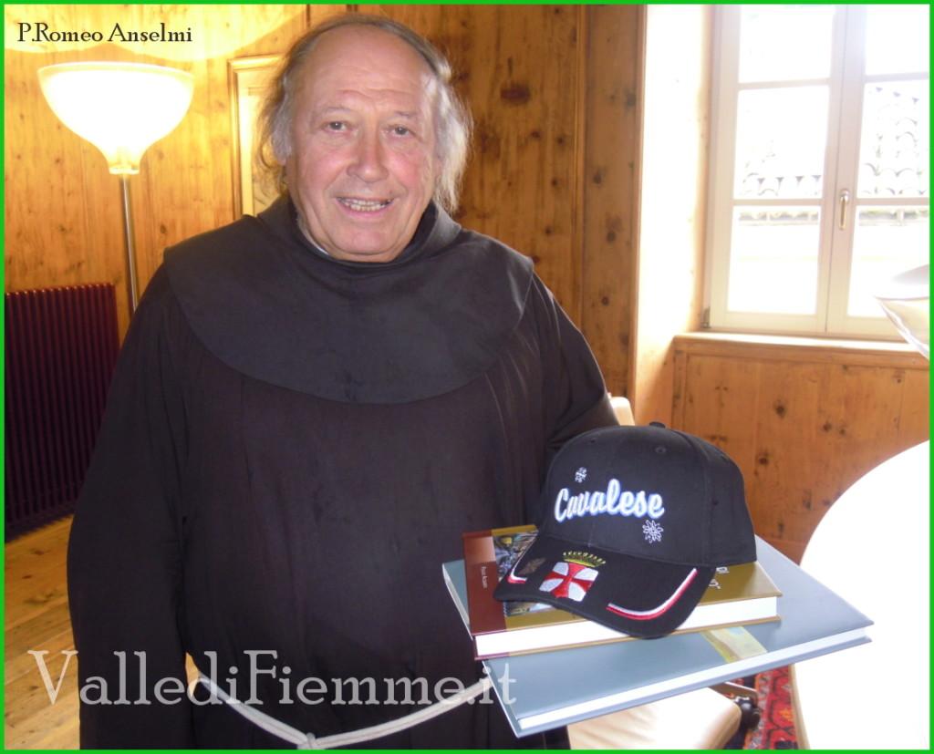 padre romeo anselmi cavalese 1024x827 Cavalese, 40 anni di sacerdozio di p. Romeo Anselmi