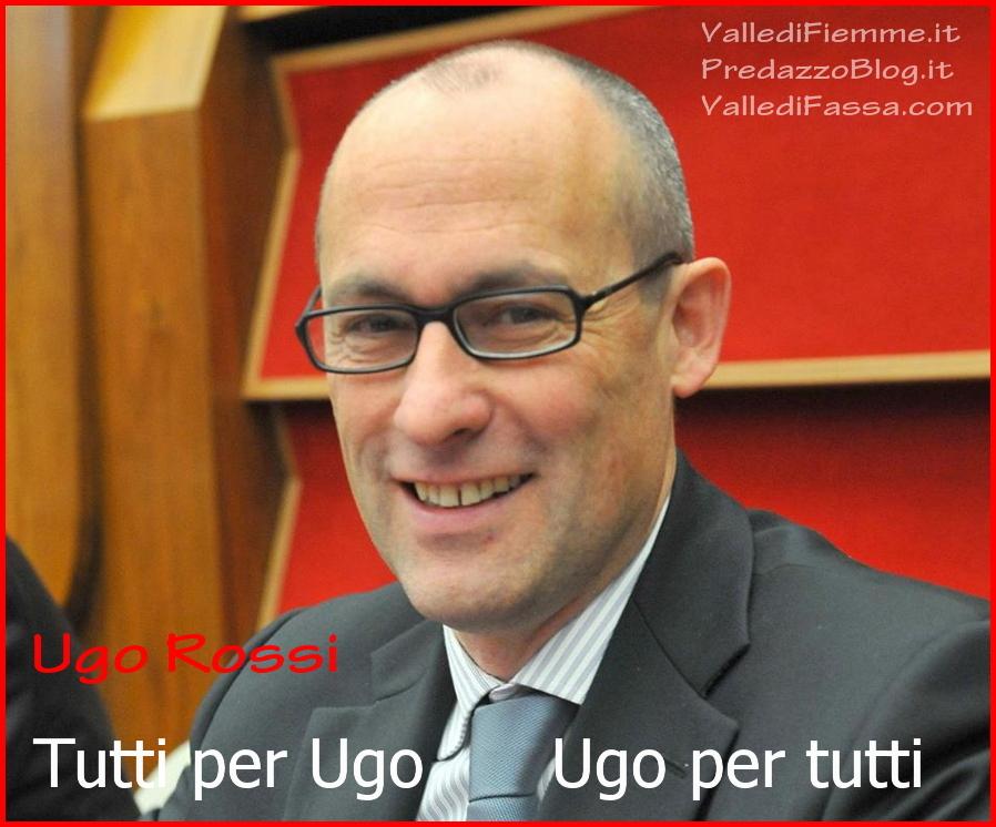 ugo rossi tutti per ugo ugo per tutti Ugo Rossi vince le primarie del Trentino   I risultati