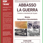 cavalese abbasso la guerra 150x150 Fiemme for Nepal, mostra e serate a Cavalese