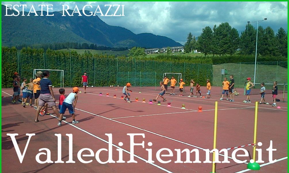 estate ragazzi fiemme 2013 Le proposte estive della Comunità di Valle per bambini e ragazzi