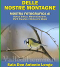 mostra fotografica varena fiemme animali e montagne