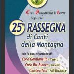 rassegna coro genzianella tesero 150x150 Tesero, Concerto di Natale con il Coro Genzianella e Corale di Taio