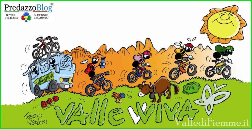 vallevviva formiche vettori fiemme predazzo 1024x528 Fiemme Valle in Bici   18 agosto Prima Edizione
