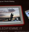 Nordic Walking app ipad scuola italiana pino dellasega fiemme3