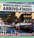 arrivo marcialonga running 2013 a cavalese