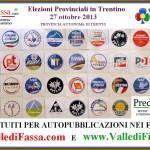 elezioni provinciali 2013 loghi e spazi gratuiti su siti fiemme fassa 150x150 VallediFiemme.it da oggi in rassegna stampa su RTTR con AMOT