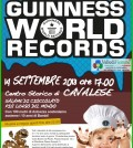 guinnes world records a cavalese fiemme 2013