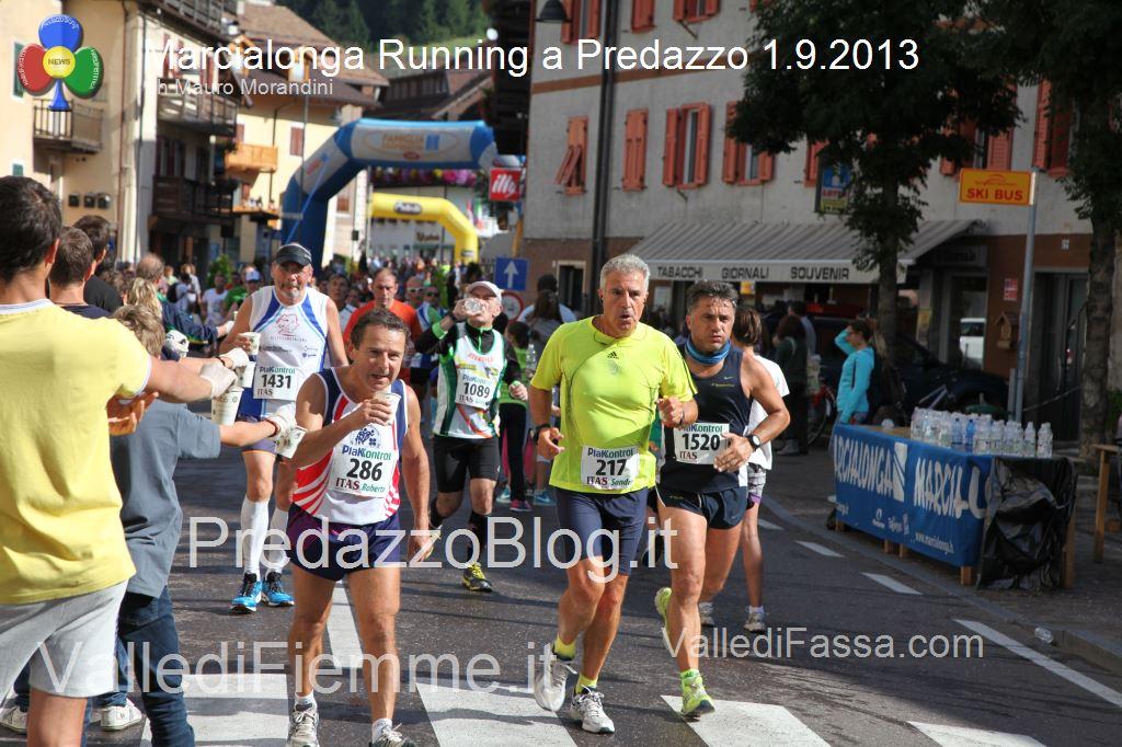 marcialonga running 2013 le foto a Predazzo136 Marcialonga Running 2013, vince Iahcen Mokraji   foto e classifiche