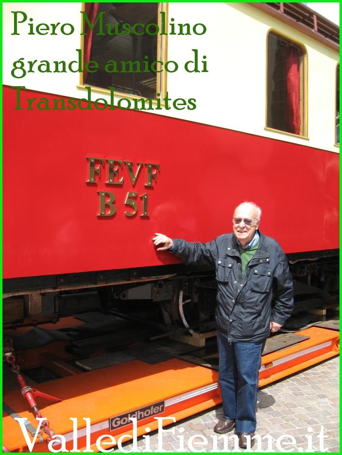 piero muscolino fiemme Muore Piero Muscolino, amico e sostenitore di Transdolomites