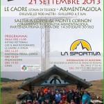 scaldagambe 2013 tesero 150x150 Stava Sky Race e Vertical del Cornon   6 luglio 2014