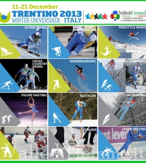 universiadi trentino 2013 winter universiade italy fiemme
