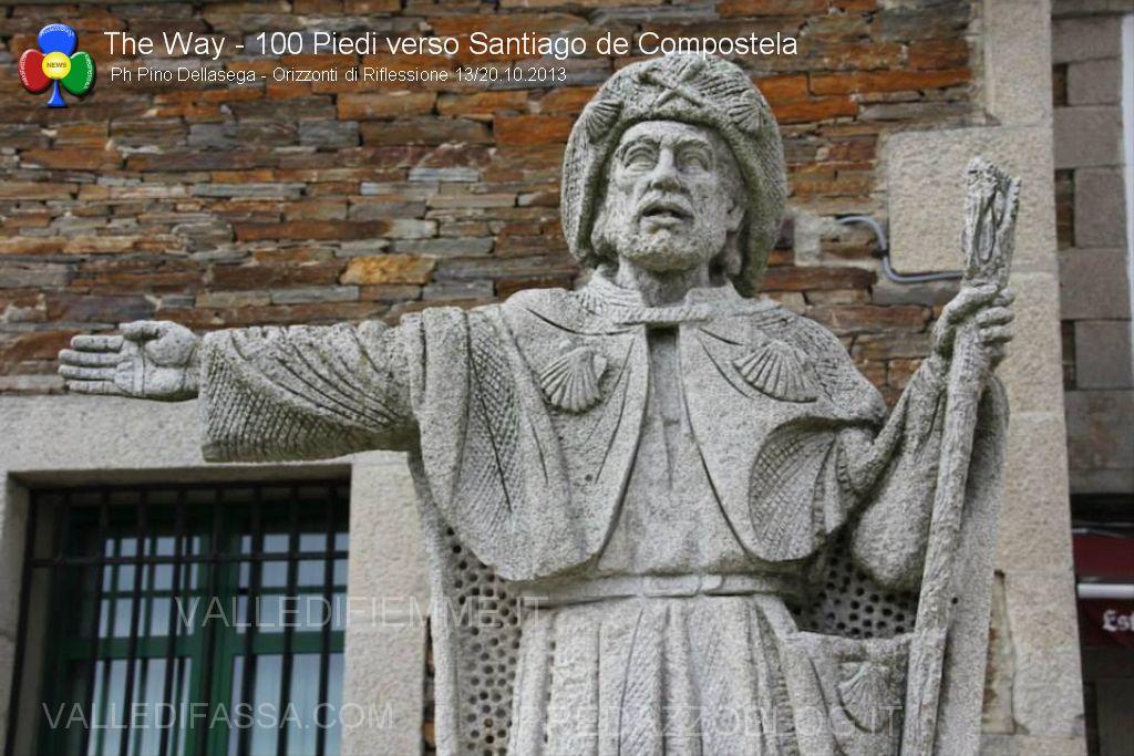 100 piedi verso Santiago de Compostela pino dellasega orizzonti di riflessione110 100 piedi in cammino verso Santiago de Compostela
