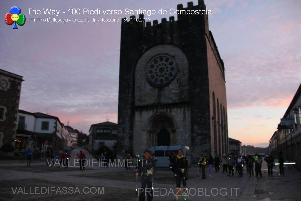 100 piedi verso Santiago de Compostela pino dellasega orizzonti di riflessione52 100 piedi in cammino verso Santiago de Compostela