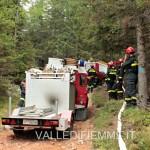 ManovraBoschiva Daiano12 150x150 Maxi manovra boschiva a Daiano per i Vigili Volontari di Fiemme