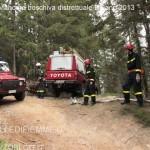 ManovraBoschiva Daiano13 150x150 Maxi manovra boschiva a Daiano per i Vigili Volontari di Fiemme