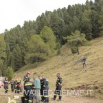 ManovraBoschiva Daiano16 150x150 Maxi manovra boschiva a Daiano per i Vigili Volontari di Fiemme