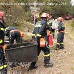 ManovraBoschiva Daiano20 150x150 Maxi manovra boschiva a Daiano per i Vigili Volontari di Fiemme