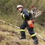ManovraBoschiva Daiano21 150x150 Maxi manovra boschiva a Daiano per i Vigili Volontari di Fiemme