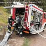 ManovraBoschiva Daiano31 150x150 Maxi manovra boschiva a Daiano per i Vigili Volontari di Fiemme