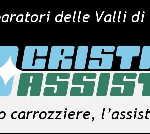 banner sotto articolo cristal assist consorzio autoriparatori fiemme fassa cristalli auto