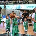 fiemme mini basket con aquila trento10 150x150 I bambini del minibasket Fiemme sul campo di serie A con lAquila Trento