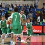 fiemme mini basket con aquila trento13 150x150 I bambini del minibasket Fiemme sul campo di serie A con lAquila Trento